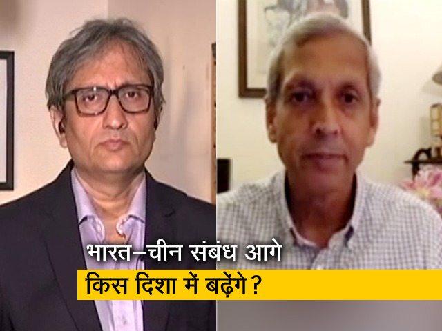 Videos : रवीश कुमार का प्राइम टाइम: भारत-चीन विवाद का कूटनीतिक हल कैसे?