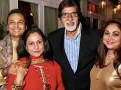 "How Tina Ambani Wished Her ""Constants"" Amitabh And Jaya Bachchan On Their Wedding Anniversary"