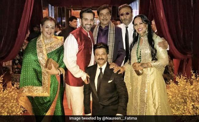 Shatrughan Sinha's Birthday Tweet For Sonam Kapoor Minus Her Was Twitter's Cue For Mr India Jokes