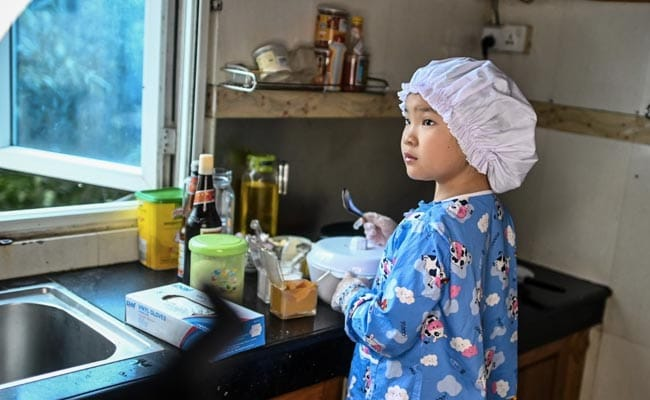 Meet The 8-Year-Old Chef Charming The Internet With Lockdown Cooking Classes