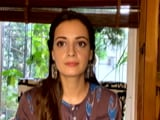 Video : I Hope We Can Collectively Stand In Solidarity With The People Of West Bengal: Dia Mirza