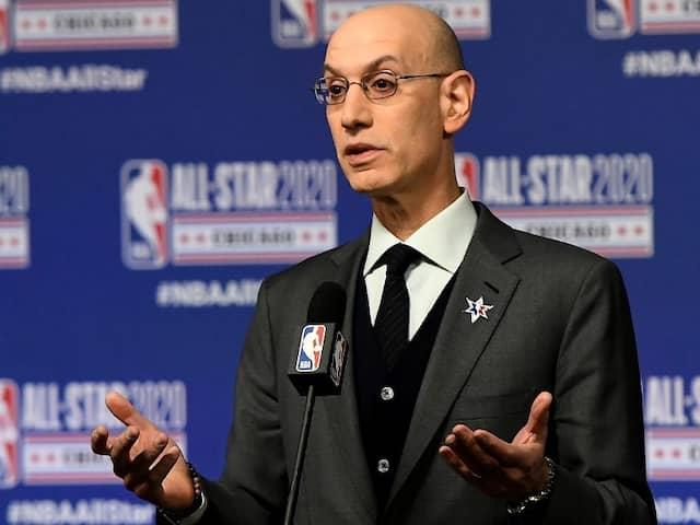 "NBA ""Very Comfortable"" With Restart Venue Despite Coronavirus Surge"