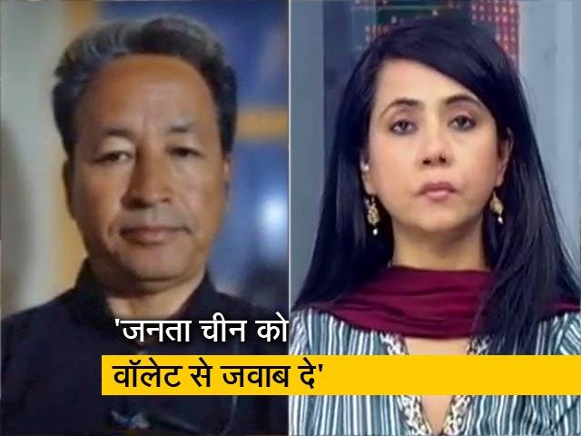 Video : खबरों की खबर: तनाव के बीच 'बायकॉट मेड इन चाइना'