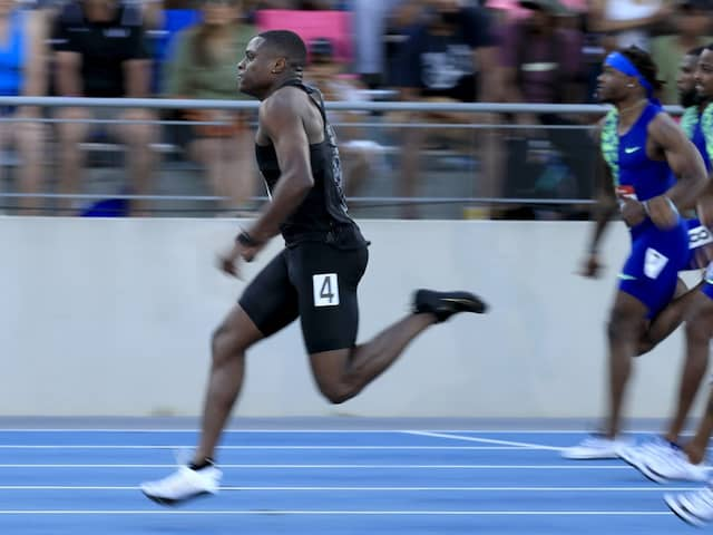 World 100m Champion Christian Coleman Faces Suspension After New Missed Test