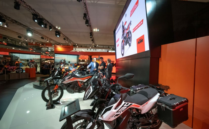 The 2020 EICMA Motorcycle Show held in Milan was scheduled to take place between November 3-8