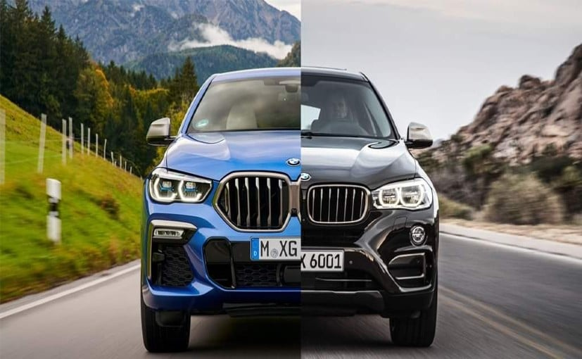 The BMW X6 is offered in India in two variants.
