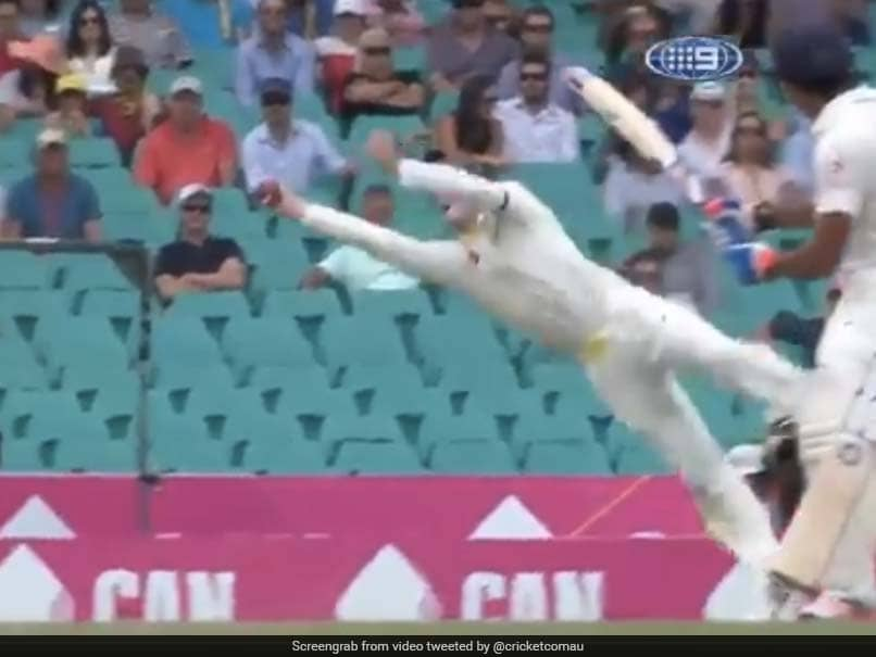 "Cricket Australia Celebrates Steve Smiths 31st Birthday With His ""Finest Catches"". Watch Video"