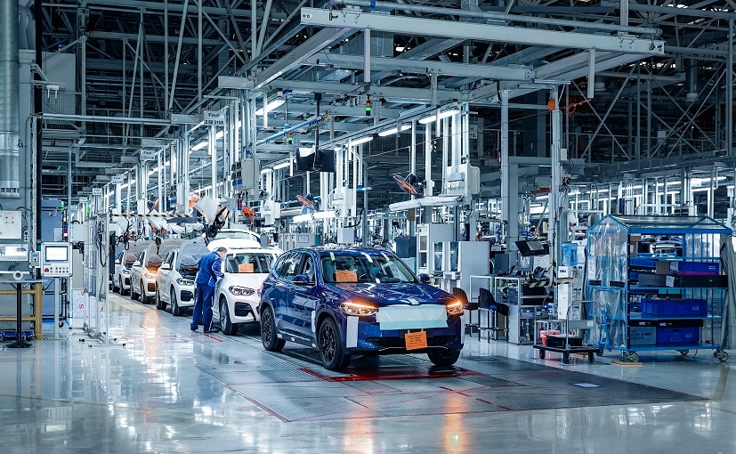 BMW says the JV's operations are not directly affected by the payment difficulties of the Huachen group