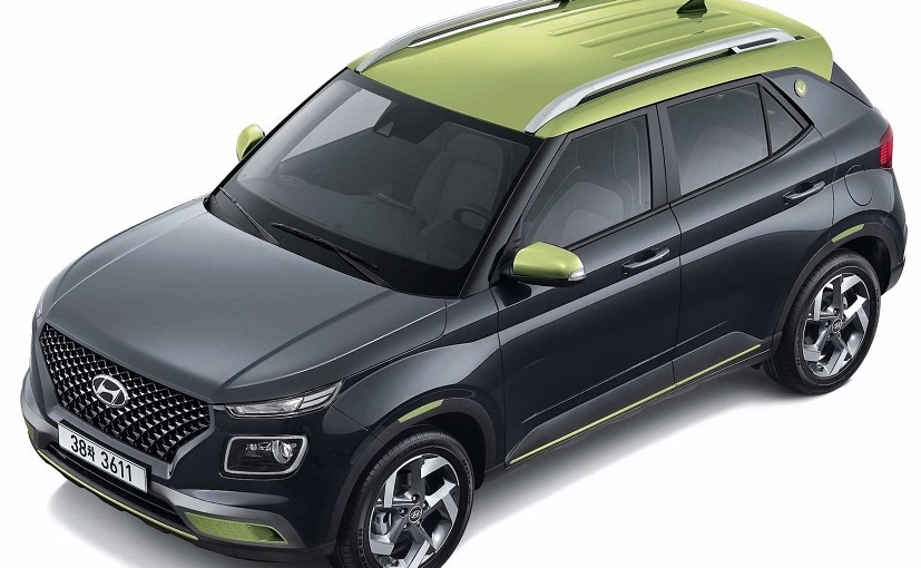 Hyundai Venue Flux Special Edition Revealed In South Korea