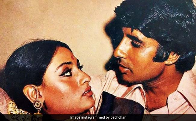 On Amitabh And Jaya Bachchan's Anniversary, Old Pics Shared By Shweta And Abhishek