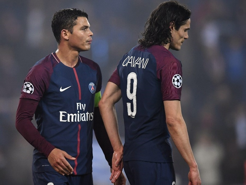 Edinson Cavani Thiago Silva To Leave Paris Saint Germain Football News