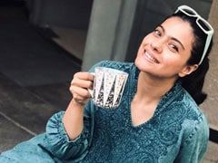 "Kajol, In A Chatty Mood, Starts A ""<i>Chai</i> And <i>Gupshup</i>"" Session On Twitter"