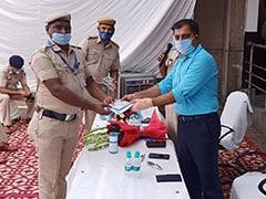 कोरोना महामारी के दौर में दिल्ली पुलिस की व्यवस्था में बदलाव, ई-बीट बुक लॉन्च की गई