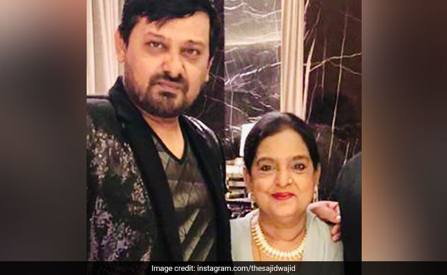 A Day After Music Composer Wajid Khan's Death, His Mother Tests Positive For COVID-19
