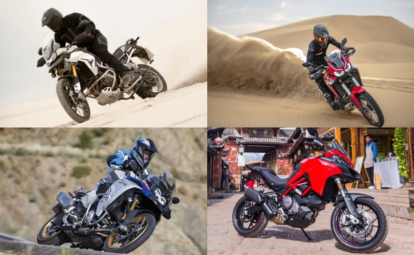 The Triumph Tiger 900 is offered in the road-spec GT variant & off-road spec Rally & Rally Pro