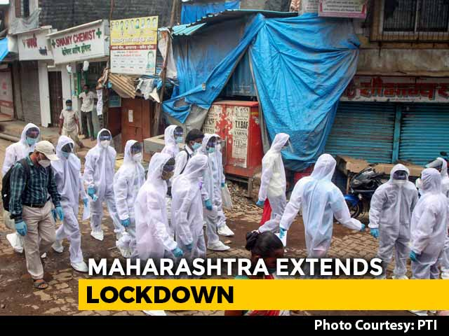 Video: Maharashtra Extends Lockdown Till July 31 Day After Urging Caution