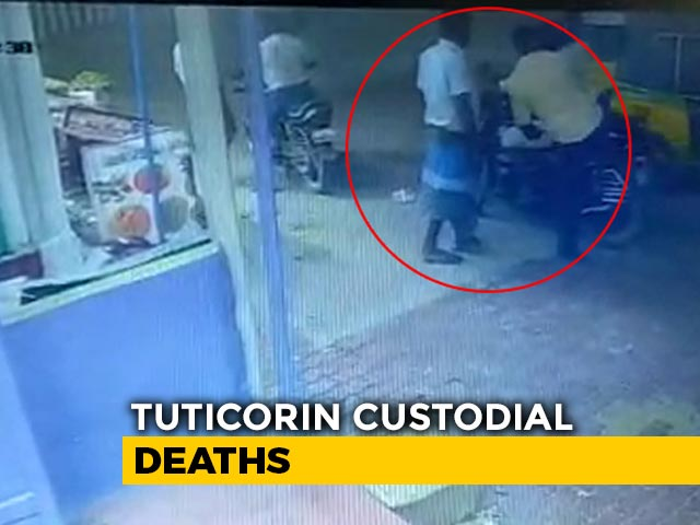 Video : No CCTV Footage Available In Tamil Nadu Custody Deaths, Court Told