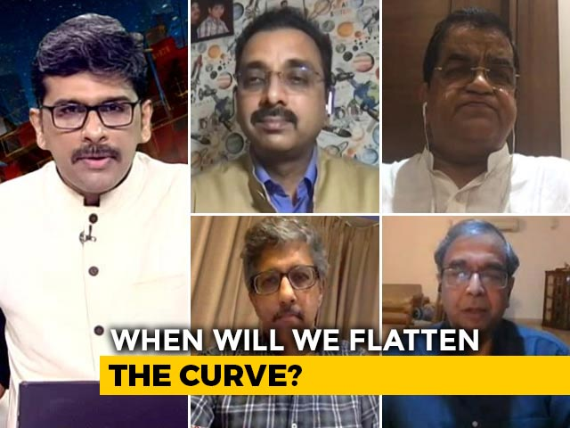 Video : When Is The Covid-19 Peak Coming In India?
