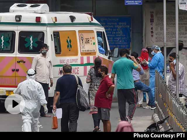 कोरोना वायरस : बीते 24 घंटों में 380 की मौत, 19 हजार से ज्यादा केस आए सामने