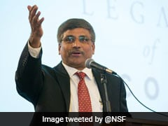 Indian-American Scientist Elected As Chief Of National Science Foundation