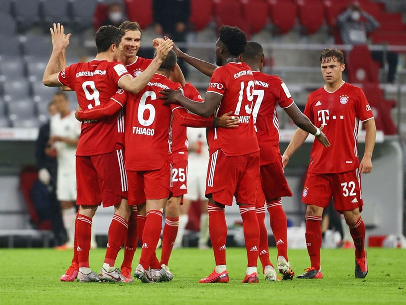 Bayern Munich Win Eighth Consecutive Bundesliga Title Football News