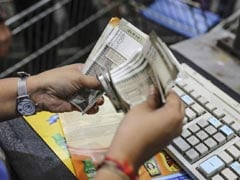 Rupee Slumps 12 Paise Lower Against Dollar, Closes At 73.93