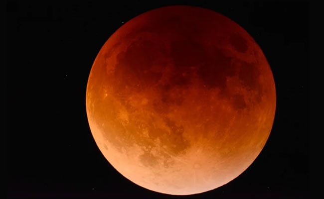 Lunar Eclipse On July 5 Coincides With Full Buck Moon This Year
