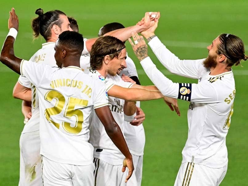 La Liga Title Race In The Balance But Real Madrid Seize Momentum