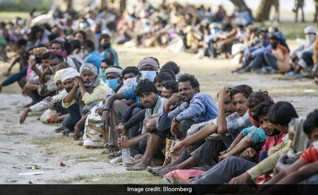 PM Modi's Hold Over Migrant Workers May Be Slipping For 1st Time: Report