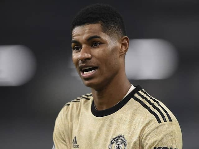 """More Divided Than Ever"": Marcus Rashford On Black Mans Killing In US"