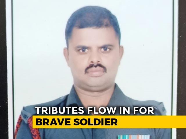 Video : Tamil Nadu's Kadukalur Village Remembers Its Soldier Son Killed In Ladakh