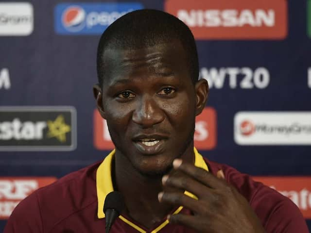 Darren Sammy, After Alleging Racism,