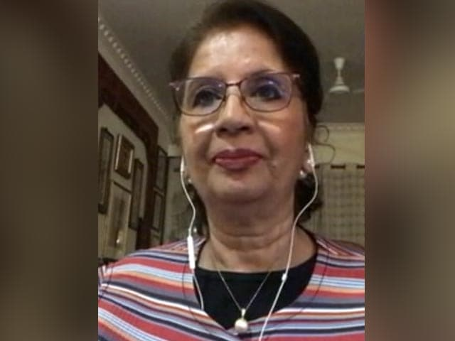 Video : We Need To Help These Millions Of People Who Have Been Displaced: Nirupama Rao