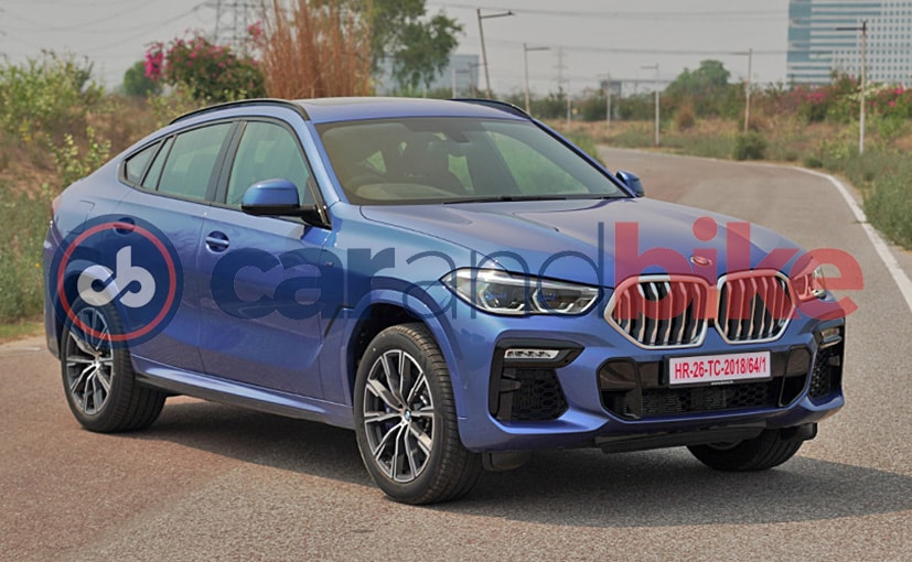The BMW X6 was launched in India on June 11, 2020