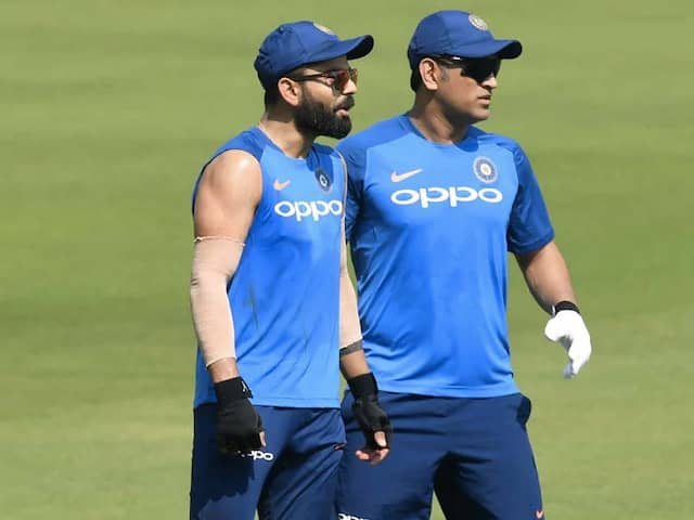 MS Dhoni Was No Fan Of DRS, Things Changed Since Virat Kohli Become Captain: Aakash Chopra