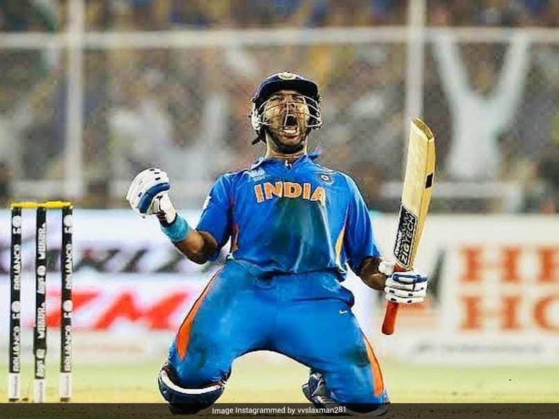 "Yuvraj Singh Says ""Great Day To Share My Story"" As VVS Laxman Recalls His 2011 World Cup Heroics"