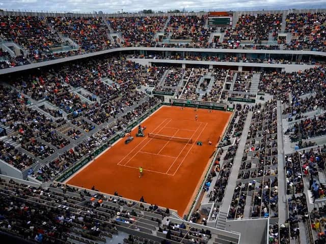 French Government Will Decide If Roland Garros Will Have Spectators, Says Federation Head