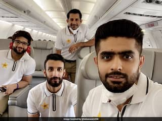 Pakistan Cricket Squad In England Test Negative For Coronavirus