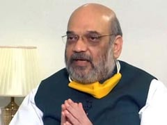 """Golden Chapter In History Of India"": Amit Shah Welcomes Ram Temple Ceremony"
