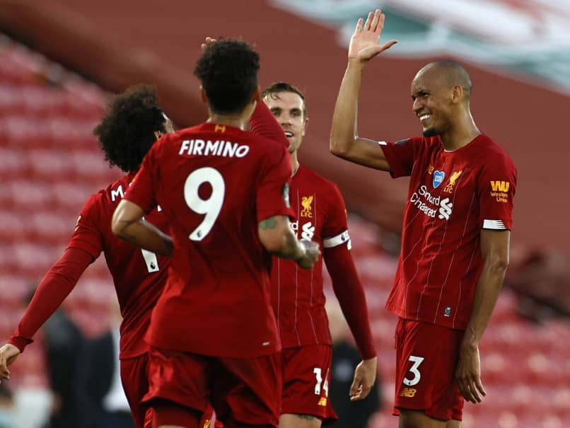Liverpool On Brink Of Title, Manchester United Make Top Four Move