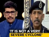 """Video : """"Not A Severe Cyclone, Mumbai Could Be Impacted By Winds,"""" NDRF Chief On Nisarga"""