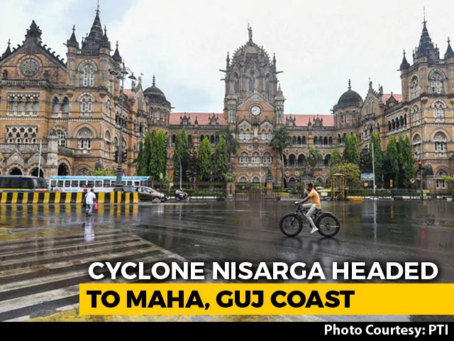"Video : ""Expect Wind Speed Of 90 Kmph"": Disaster Response Force Chief On Cyclone"