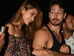 "Tiger Shroff's Birthday Post For Disha Patani Is As Sweet As ""3 Waffles And 3 Pancakes"""