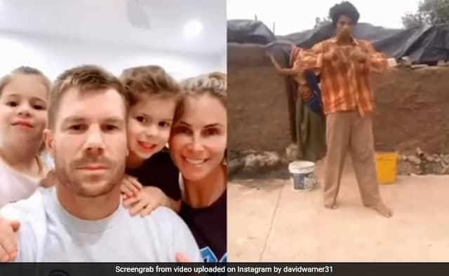 David Warner And His Family React To TikTok Creator Video goes Viral