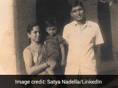 Satya Nadella On The Life Lessons His Father, An IAS Officer, Taught Him