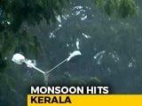 Video : Monsoon Hits Kerala, Likely To Be Normal This Year, Says Weather Office