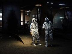 Open All Hours, Delhi Crematorium Struggles With Bodies Amid Pandemic