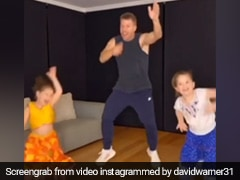 Watch: David Warner And His Daughters Dance On Akshay Kumar's Hit Song