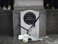 Man Arrested For Urinating On Murdered Cop's Memorial During Protest In London