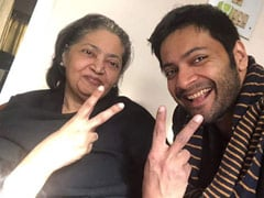 """""""This World Wasn't For You:"""" Ali Fazal's Tribute To Mother. It's OK To Cry"""